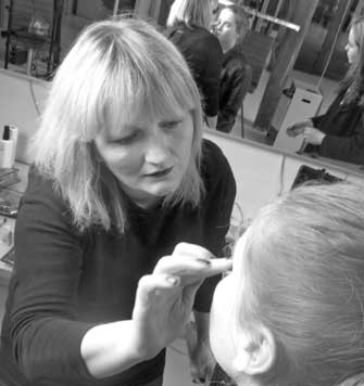 nicci jakson make up artist